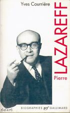 PIERRE LAZAREFF par Yves COURRIERE