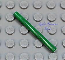 NEW Lego GREEN WAND Bar/Stem/Stick/Light Saber Weapon - Harry Potter/Star Wars