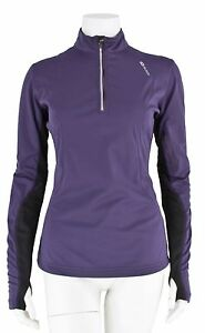 SUGOI 69051F WOMENS NWT FIREWALL 180 ZIP RUNNING EXERCISE FITNESS WINDRESISTANT
