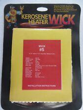 Replacement Wick #5 Kerosene Heater Portable Space Heater CUI