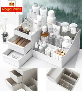 Cosmetic Storage Box Desktop Makeup Drawer Organizer Jewelry Makeup Container