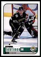1998-99 Upper Deck UD Choice Jere Lehtinen #68