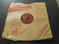 Bob Willis Empty Chair At The Christmas Table  78 RPM Vinyl VG+         ID:29618