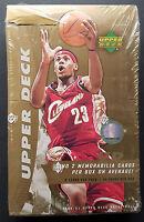 Upper Deck Basketball Hobby Box NBA 2004-05 2 Hits per Box!! Lebron james