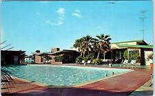 EL CAJON, CA California    SAFARI MOBILE LODGE     c1960s   Roadside   Postcard