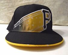 Pittsburgh Pirates New Era Fitted Hap Cap Size 7 1/4