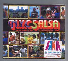 NEW YORK CITY SALSA - 2 CDS SET (NEW) TIPA 73/MARK DIMOND e FRANKIE DANTE