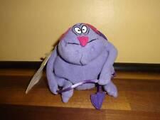 Disney Store  Pain/Panic Mini Bean Bag Purple With Tags