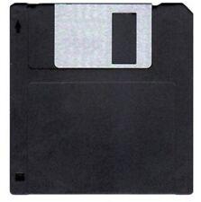 10 NEW DSDD Floppy Disks. 720K IBM Format.  Double sided double density MF2-DD