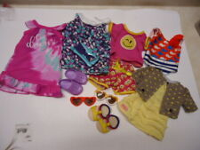 lot of Our Generation  & similar size doll clothing clothes