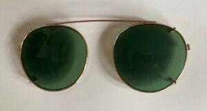 Clip On Sunglasses # 49[]22 Glass