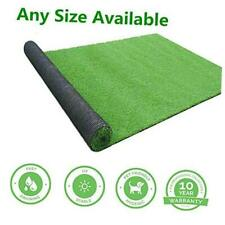 GL Artificial Turf Grass Lawn 5 FT x8 FT, Realistic Synthetic Grass Mat, Indoor