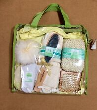 6 Piece Bath Beauty Accessories Gift Set