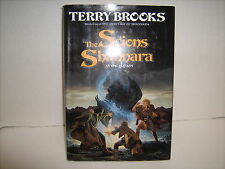 Terry Brooks Book 1 The Heritage Of Shannara-The Scions of Shannara-1st Ed 1st P