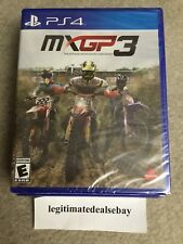 MXGP 3: The Official Motocross Videogame PS4 (Sony PlayStation 4, 2017)