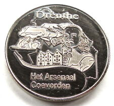 Dutch Heritage Collectors Coin 2013 Drenthe Het Arsenaal Coevorden UNC 31m E10.5