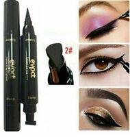 Winged Eyeliner Stamp Waterproof Long Lasting Liquid Eyeliner Pen Eye Makeup Kit