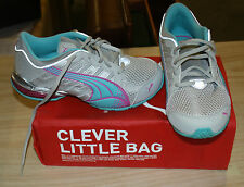 PUMA VOLTAIC 3 18513826 YOUTH SIZE 3 GRAY/BLUE NEW IN BOX FREE SHIPPING