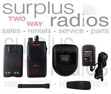 Used Motorola BPR40 UHF 450-470MHZ 8 Channel 4 Watt Radio AAH84RCJ8AA1AN