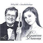 Russian Dreams [Irinia Stachinskaya; Phillip Moll] [MELODIA RECORDS: MELREC 1002