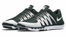 Nike Free Trainer 5.0 V6 AMP Michigan State Spartans Mens Shoes 14 723939 300