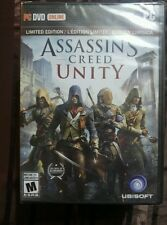 Assassin's Creed: Unity -- Limited Edition (PC, 2014)