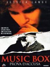 MUSIC BOX - PROVA D'ACCUSA  DVD DRAMMATICO