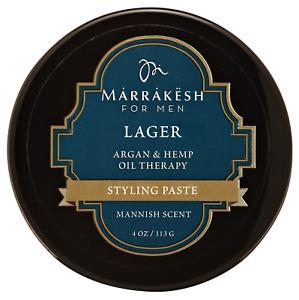 NEW- Marrakesh eco for Men Lager Styling Paste 133g _ Hair Paste