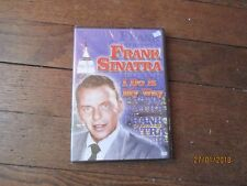 DVD MUSIQUE frank sinatra i do it my way   NEUF SOUS FILM