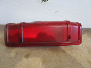 1982-89 Ford Bronco II Tail Light Assembly RIGHT HAND  Side E27B-13440-AE