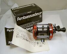 ABU Sweden Ambassadeur 6500A in box from 1984, 840200