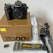 Nikon D300S 12.3MP DX-Format CMOS Digital SLR Camera 3.0-Inch LCD, Body Only