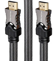 [Future-proofed], Fiber Optic HDMI 2.1 Cable Supports 8K 120Hz 4K@240Hz 3D 4:4:4