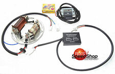 """XT500 Electronic Ignition -""""Full Power 12 Volt"""" Competition Kit"""