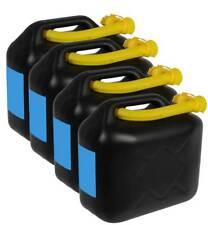 Neu 4 x10 L Kraftstoffkanister Benzinkanister Reserve Kanister Tank UN-Zulassung