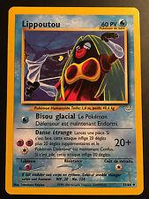 Carte Pokemon LIPPOUTOU 31/64 Unco Néo révélation Wizard Française NEUF