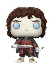 The Lord of the Rings Frodo Baggins Glow Chase Variant Pop! Movies Vinyl Figure