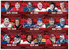 2013-14 ITG In The Game Enforcers II Hockey 90-Card Base Set (91-180)