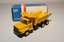± LION CAR DAF N2800 N 2800 TRUCK KIPPER TIPPER TRANSPORT DAYS 1982 N MINT BOXED