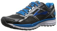 Brooks Ghost 8 8th Edition Men's 8.5 New Blue Grey Rare Running Shoes 1101981
