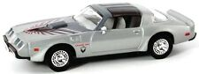 New In Box 1/43 Scale Road Signature Silver 1979 Pontiac Firebird Trans Am