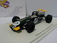 Spark S4780 - Brabham BT24 No.17 German GP 1968 K.Ahrens 1:43