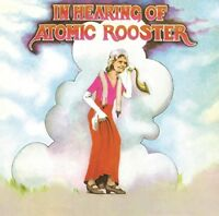 ATOMIC ROOSTER - IN HEARING OF   VINYL LP NEW