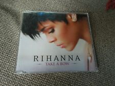Rihanna Take A Bow RARE CD Single