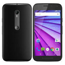 Motorola Moto G (3rd Gen.) - 8GB - Black (Virgin Mobile) Smartphone