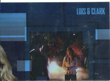 Smallville Season 4 Lois And Clark Chase Card LC-1