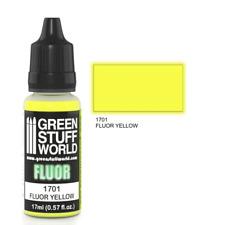 Fluor Paint YELLOW - GSW