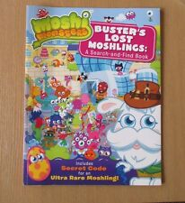 Moshi Monsters: Buster's Lost Moshlings: A Search-and-Find Book by Penguin...