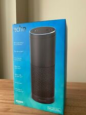 Amazon Echo Black (1st Generation) - BRAND NEW