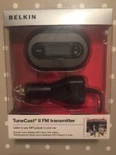 Belkin TuneCast II FM Transmitter - Black